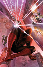 Image: Amazing Spider-Man #1 75th Anniversary by Ross Poster  - Marvel Comics
