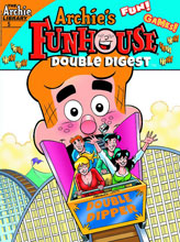 Image: Archie's Funhouse Double-Digest #5 - Archie Comic Publications