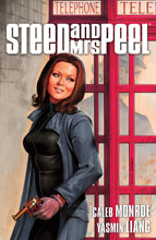 Image: Steed & Mrs. Peel: The Return of the Monster SC  - Boom! Studios