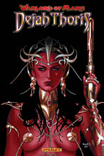 Image: Warlord of Mars: Dejah Thoris Vol. 05 - Rise of the Machine Men SC  - Dynamite