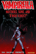 Image: Vampirella Vol. 05: Mothers, Sons & A Holy Ghost SC  - Dynamite
