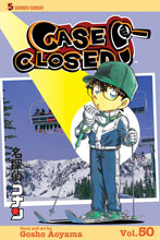 Image: Case Closed! Vol. 50 SC  - Viz Media LLC