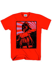 Image: Star Wars: Ray of Hope T-Shirt [Red]  (M) -