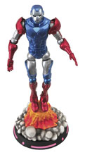 Image: Marvel Select Action Figure: What If Captain America  -
