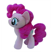 Image: My Little Pony: Pinkie Pie 11-Inch Plush  -