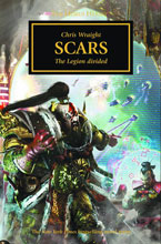 Image: Warhammer 40K: The Horus Heresy - Scars SC  - Black Library