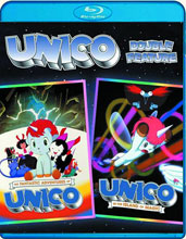Image: Unico Double-Feature BluRay  -