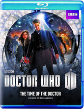 Image: Doctor Who: Time of the Doctor BluRay  -