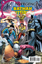 Image: Convergence: Batman and the Outsiders #1 - DC Comics