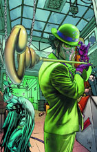 Image: Batman Arkham: The Riddler SC  - DC Comics