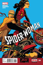 Image: Spider-Woman #6 - Marvel Comics