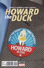 Image: Howard the Duck #2 (Vote Howard variant cover - 00221) - Marvel Comics