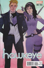 Image: All-New Hawkeye #2 (Wada variant cover) - Marvel Comics