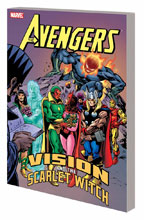 Image: Avengers: Vision and The Scarlet Witch SC  (new printing) - Marvel Comics
