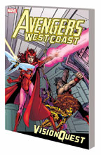 Image: Avengers West Coast: Vision Quest SC  (new printing) - Marvel Comics