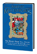Image: Marvel Masterworks Vol. 221: Mighty Thor Nos. 229-241 HC  - Marvel Comics