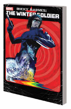 Image: Bucky Barnes: The Winter Soldier Vol. 01 - The Man on the Wall SC  - Marvel Comics