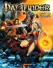 Image: Pathfinder Vol. 03: City of Secrets HC  - Dynamite