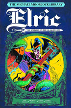 Image: Michael Moorcock Library - Elric Vol. 02: The Sailor on The Seas of Fate HC  - Titan Comics