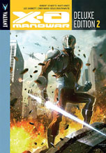 Image: X-O Manowar: The Deluxe Edition Vol. 02 HC  - Valiant Entertainment LLC