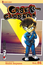 Image: Case Closed Vol. 54 SC  - Viz Media LLC