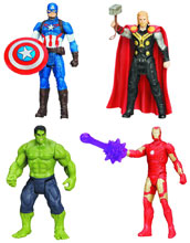 Image: Avengers: Age of Ultron 3-3/4-inch All-Star Action Figure Assortment 201501  -