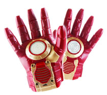 Image: Avengers: Age of Ultron - Iron Man Arc Fx Gloves  (case) -