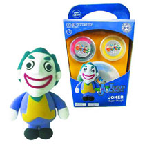 Image: DC Super Dough DiY Modeling Set: Joker  -