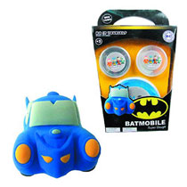 Image: DC Super Dough DiY Modeling Set: Batman Batmobile  -