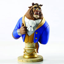 Image: Grand Jester Mini-Bust: Beast with Suit  -