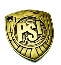 Image: Judge Dredd 1:1 Psi Division Badge  -