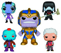 Image: Guardians of the Galaxy POP! Vinyl Figure: Ronan  -