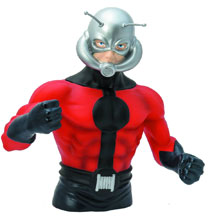 Image: Ant-Man Bust Bank  -