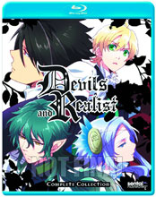 Image: Devils & Realist Complete Collection BluRay  -
