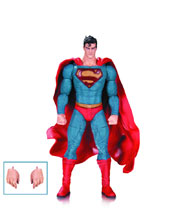 Image: DC Comics Designer Series Lee Bermejo Action Figure: Superman  - DC Comics