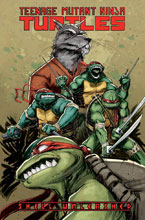 Image: Teenage Mutant Ninja Turtles Vol. 01: Shell Unleashed SC  - IDW Publishing