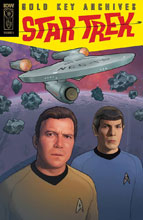 Image: Star Trek: Gold Key Archives Vol. 05 HC  - IDW Publishing