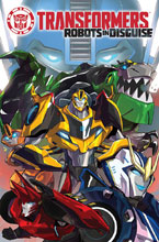 Image: Transformers: Robots in Disguise Animated SC  - IDW Publishing