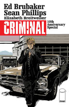 Image: Criminal: 10th Anniversary Special   [2016] - Image Comics