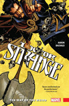 Image: Doctor Strange Vol. 01: The Way of the Weird HC  - Marvel Comics