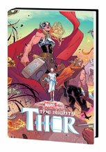 Image: Mighty Thor: Thunder in Her Veins Vol. 01 HC  - Marvel Comics