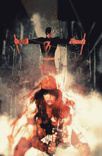 Image: Daredevil #6 by Sienkiewicz Poster  - Marvel Comics