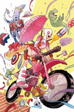Image: Unbelievable Gwenpool #1 by Gurihiru Poster  - Marvel Comics