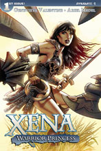 Image: Xena: Warrior Princess Vol. 02 #1  [2016] - Dynamite