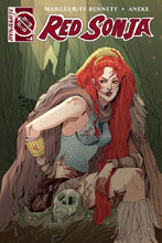 Image: Red Sonja Vol. 3 #4 (cover A - Sauvage)  [2016] - Dynamite