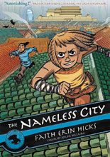 Image: Nameless City Vol. 01 GN HC  - First Second (:01)