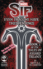 Image: Sif Even Dragons Have Their Endings SC  - Joe Books Inc.