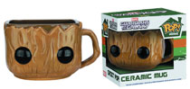 Image: POP! Home Guardians of the Galaxy Ceramic Mug: Groot  - Funko