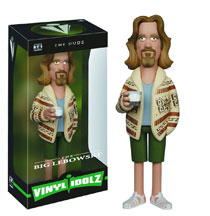 Image: Big Lebowski Vinyl Idolz Vinyl Figure: The Dude  - Funko