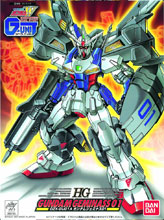 Image: Gundam Wing G-Unit Model Kit: Geminass 01  (1/144-scale) - Bandai Hobby